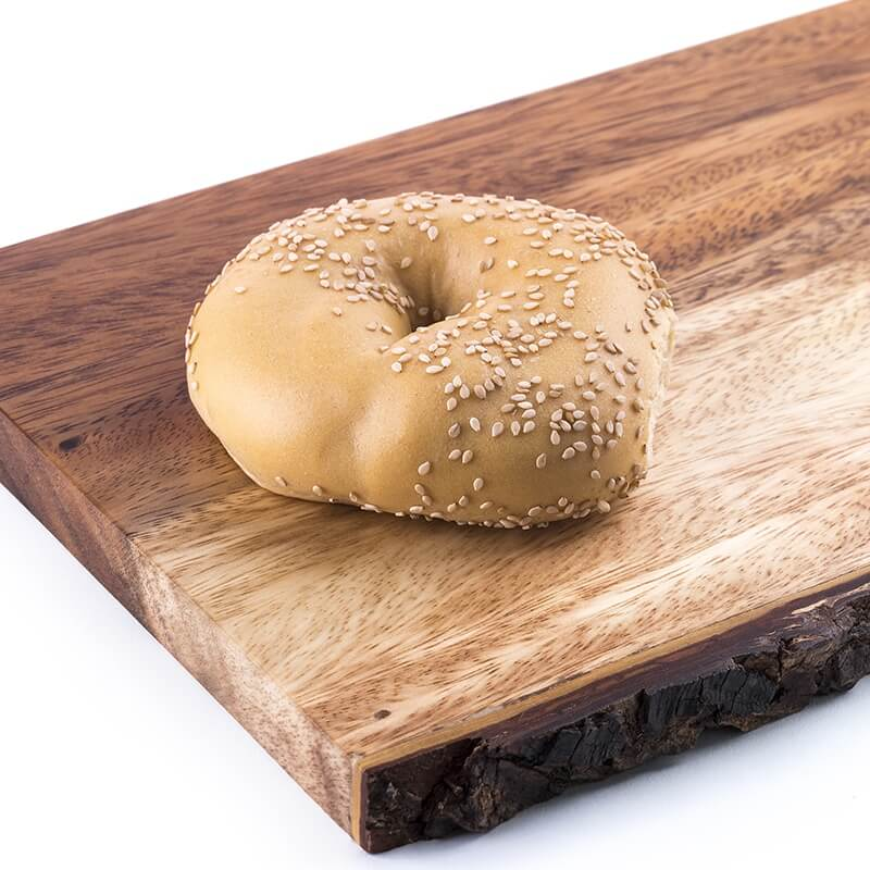 Great Low Carb Sesame Bagels 12oz Bag Of 6