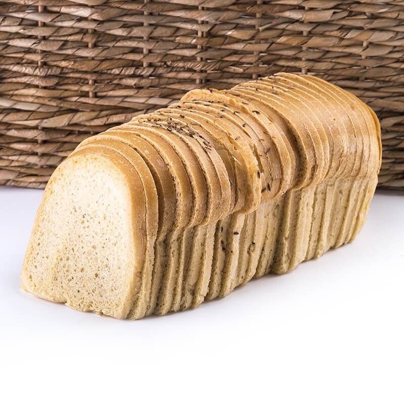 Great Low Carb Thin Sliced Rye Bread 16oz Loaf