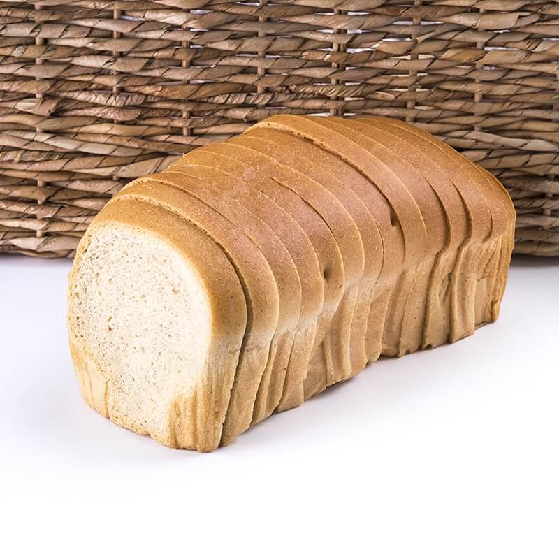 Great Low Carb Plain Bread Case Of 12 Loaves