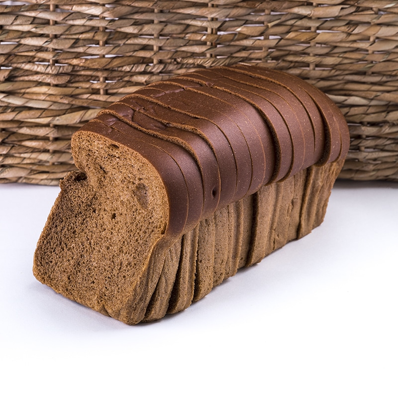 Great Low Carb Pumpernickel Bread Loaf 16oz