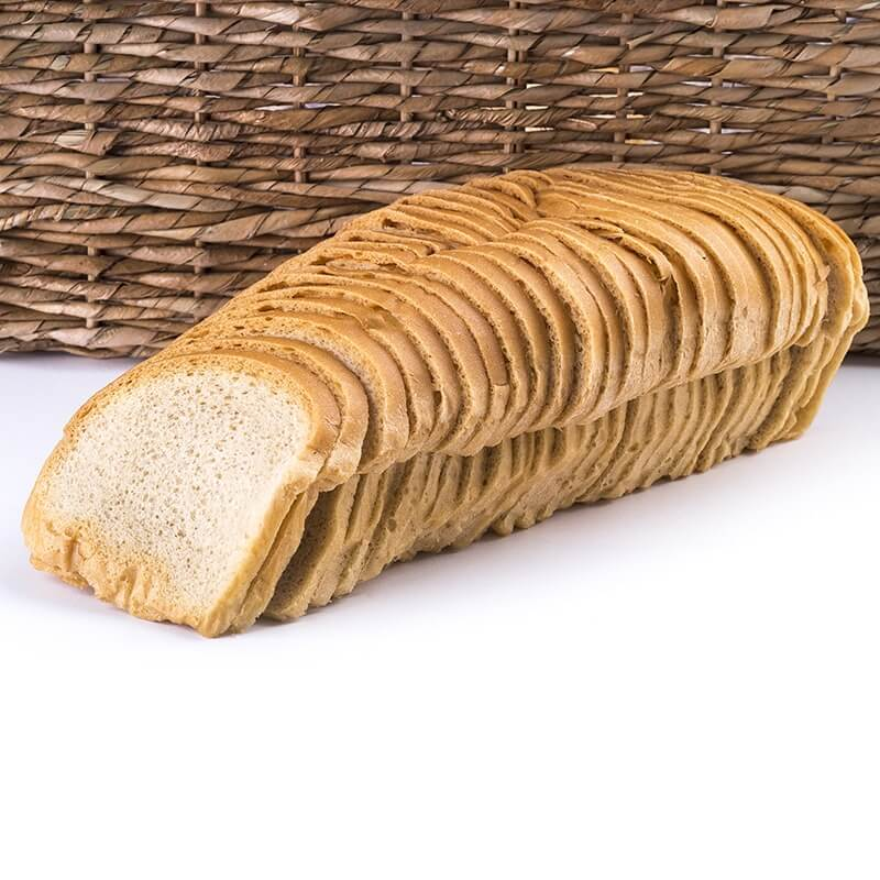 Great Low Carb Thin Sliced Plain Bread 16oz Loaf