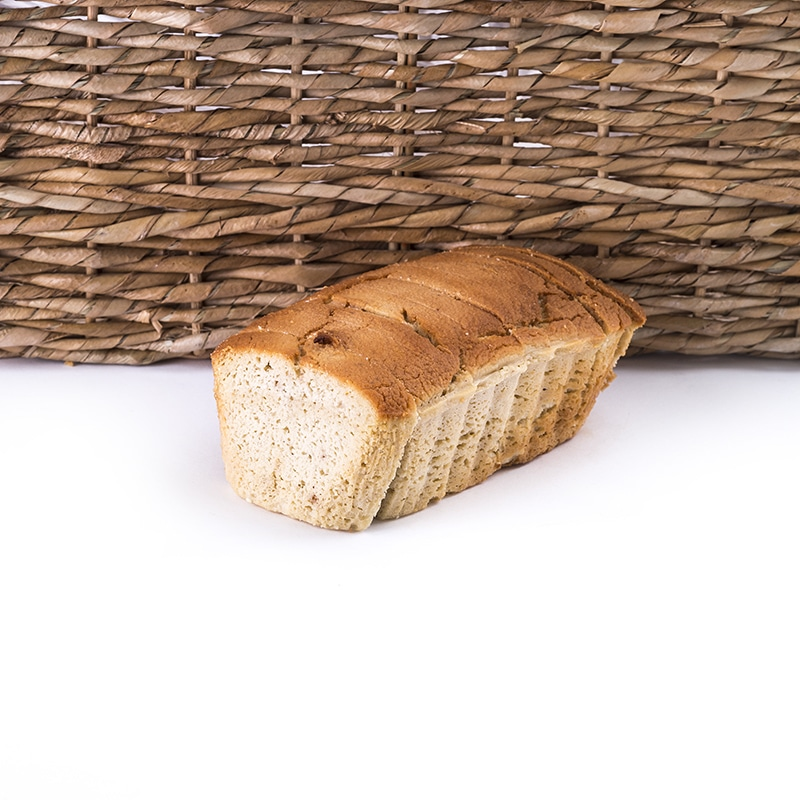 Great Low Carb Plain Paleo Bread 12oz Loaf