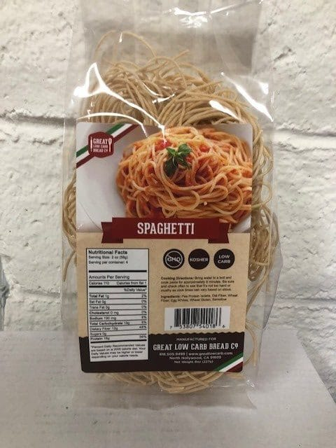 Great Low Carb Spaghetti Case Of 14- 8oz Bag